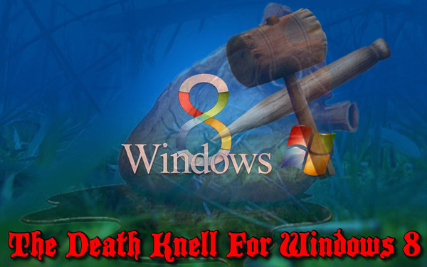 The Death Knell For Windows 8 : Windows 9 Will Debut as Early as Sept. 30 Death_10