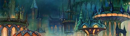 Calion : Ville Sous-marine des Elfes d'Eau
