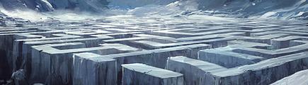 Le Labyrinthe de Glace