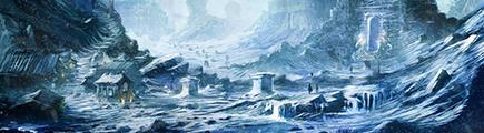 Isë : Village principal des Elfes de la Lune