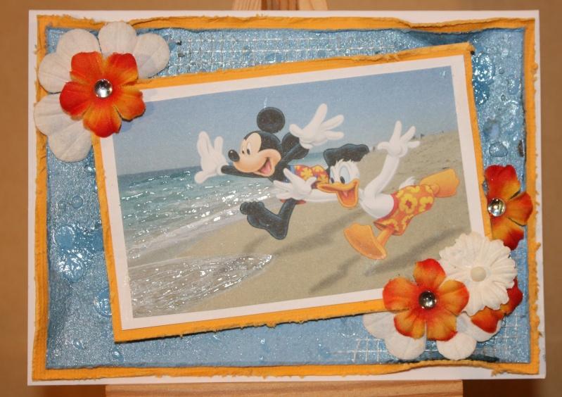 Juin 2014 - Défi ADS #42 -  Donald Duck par Michèle à la carte Img_7512