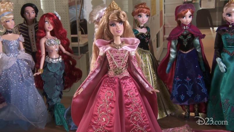 Disney Store Poupées Limited Edition 17'' (depuis 2009) 14739810
