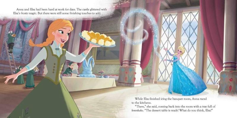 Disney Store Poupées Limited Edition 17'' (depuis 2009) - Page 2 Elsa_s10