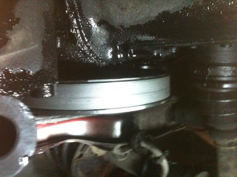 Grosse fuite d'huile Bravo 1,9 TD 75 Img_0913