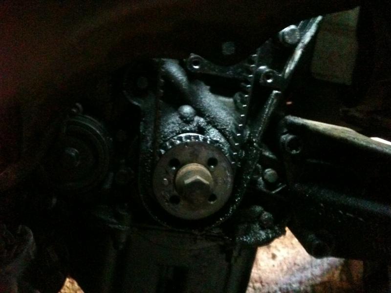 Grosse fuite d'huile Bravo 1,9 TD 75 Img_0916