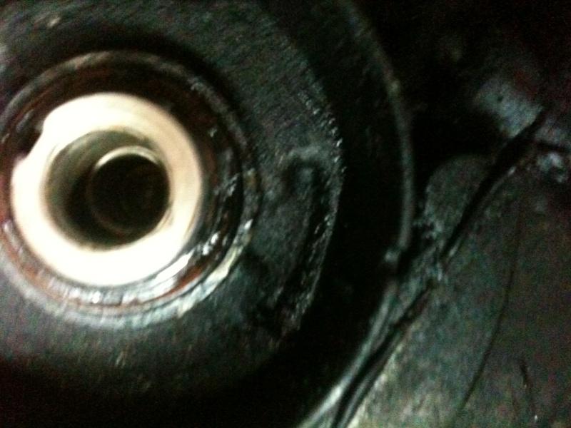 Grosse fuite d'huile Bravo 1,9 TD 75 Img_0918