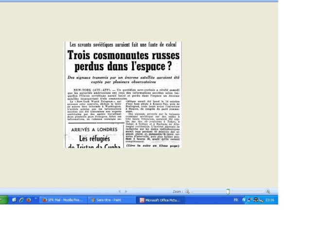 Le charter russe Russ10