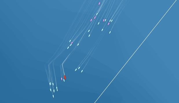L'Annapurna  de la course en solo, au départ dimanche à Deauville - Page 2 5210