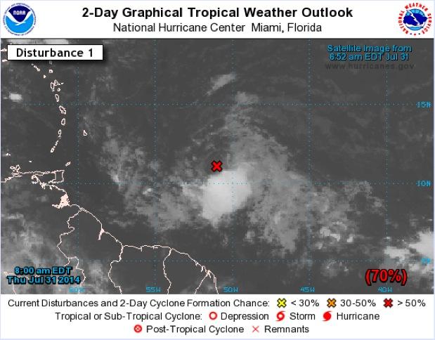 Le retour d'El Niño cet été ? 7011