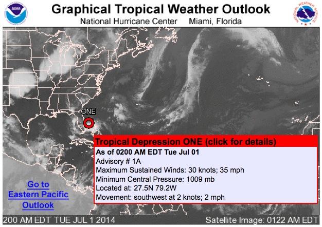 Le retour d'El Niño cet été ? Captur15