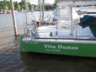 Vito Dumas, ou la nav astro de réchappe ! - Page 5 Matrii10