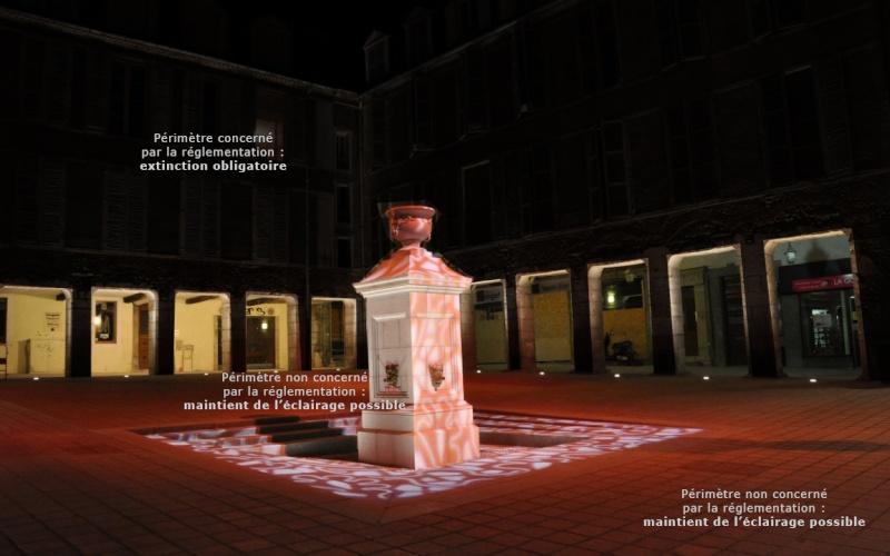 Arrêté du 25 janvier 2013 relatif à l'éclairage nocturne des bâtiments non résidentiels Place_11