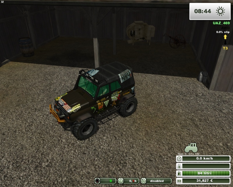 UAZ-469 Monster More Realistic  Fsscre26