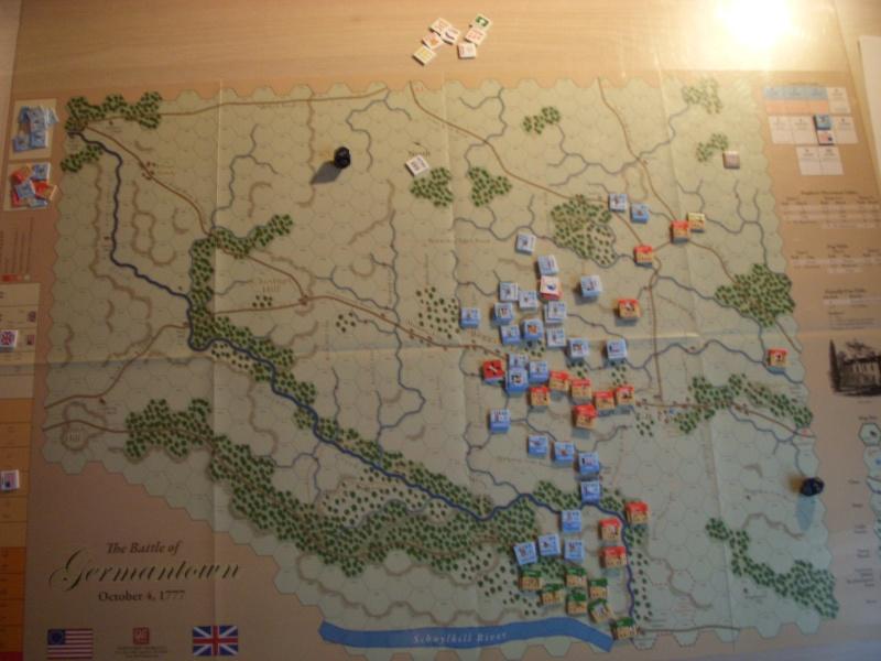 Série Battles of the American Revolution de Mike Miklos (GMT Games) - Page 2 00110