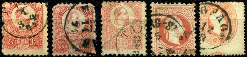 Welche Briefmarken sind das? 5wer10