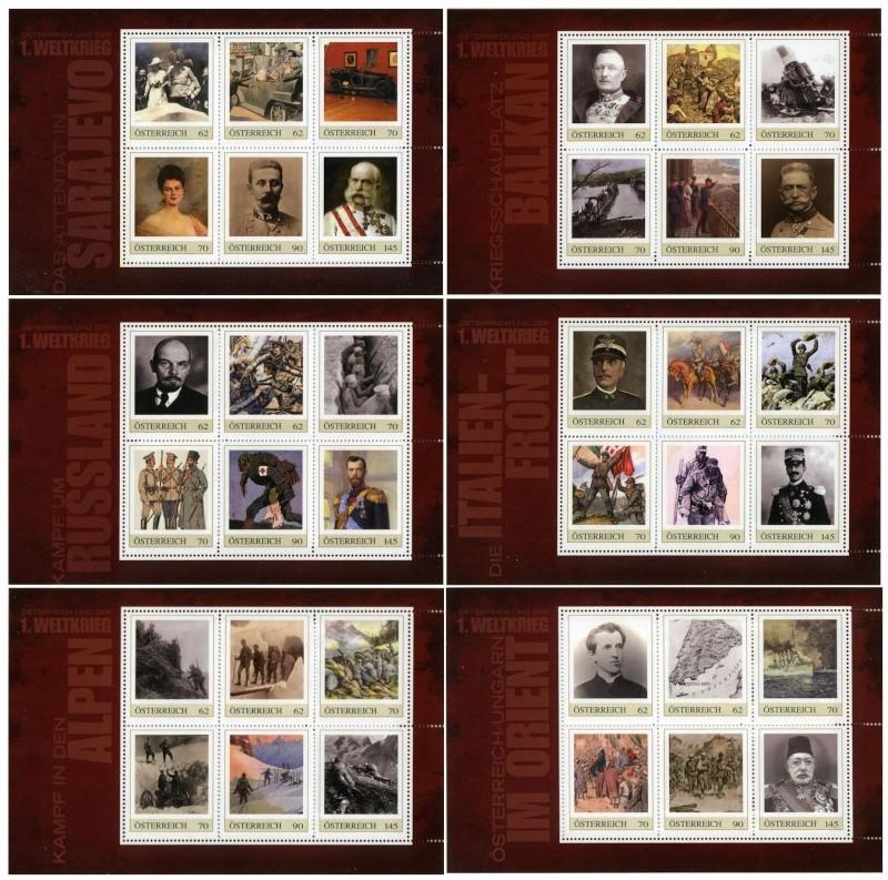 1914 - 1918   Der Untergang der K.u.K. Monarchie Blacke10