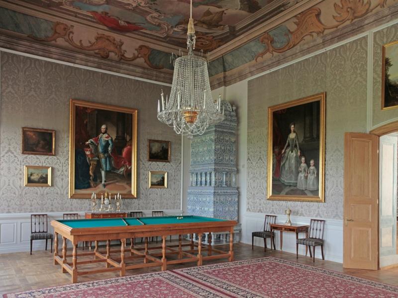 Le Palais de Rundale, le Versailles letton 06ista10