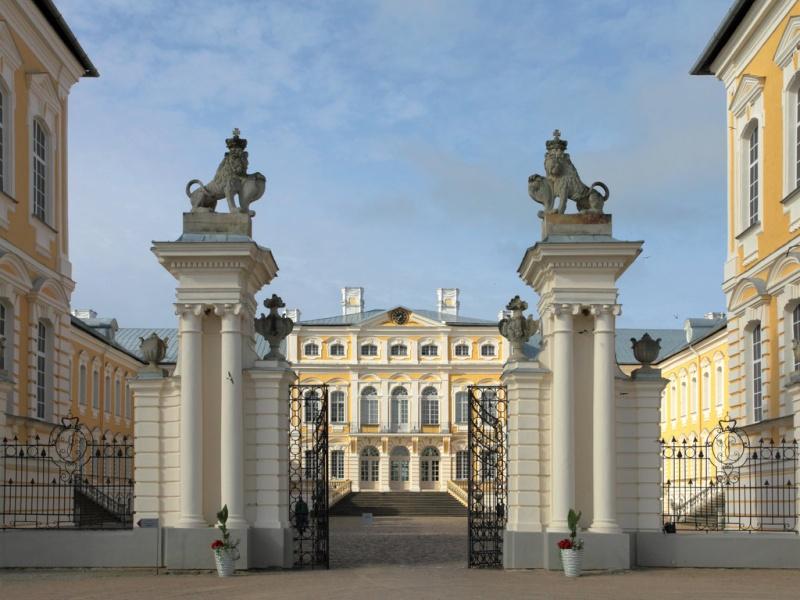 Le Palais de Rundale, le Versailles letton 06ista13