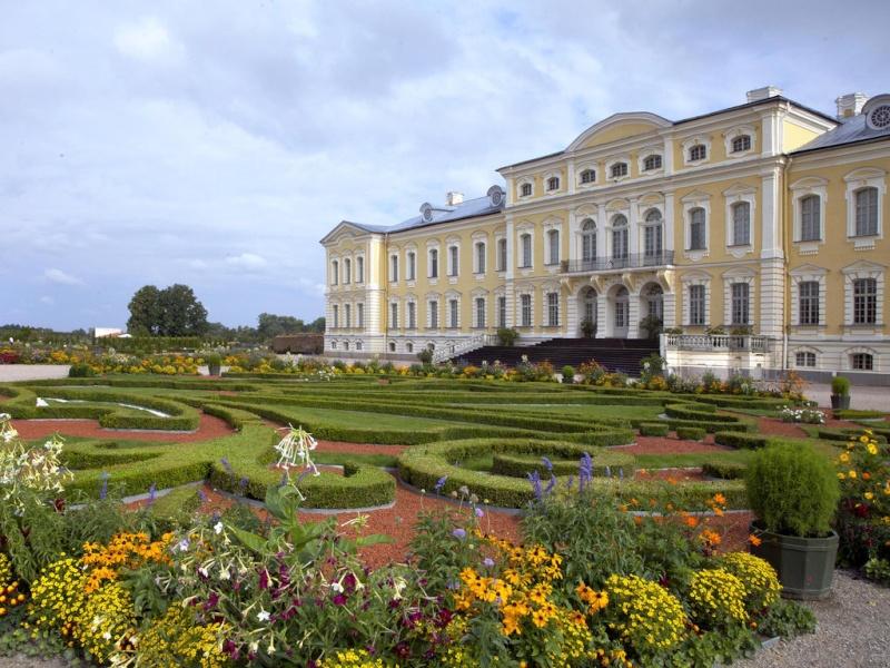 Le Palais de Rundale, le Versailles letton 06ista14