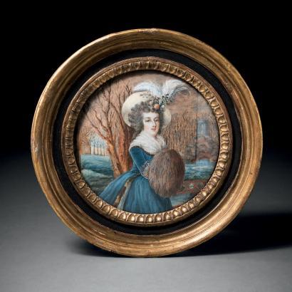 A vendre: miniatures de Marie Antoinette et de ses proches - Page 2 10410