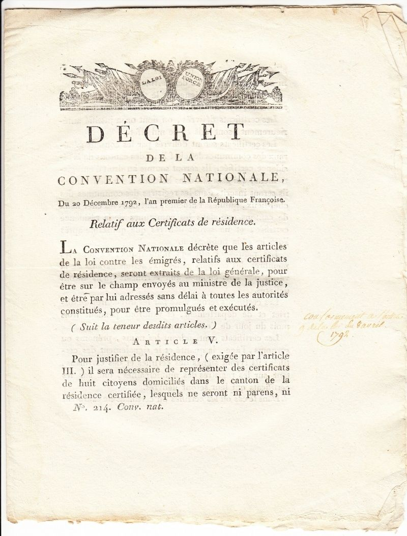 A vendre: documents 14107711