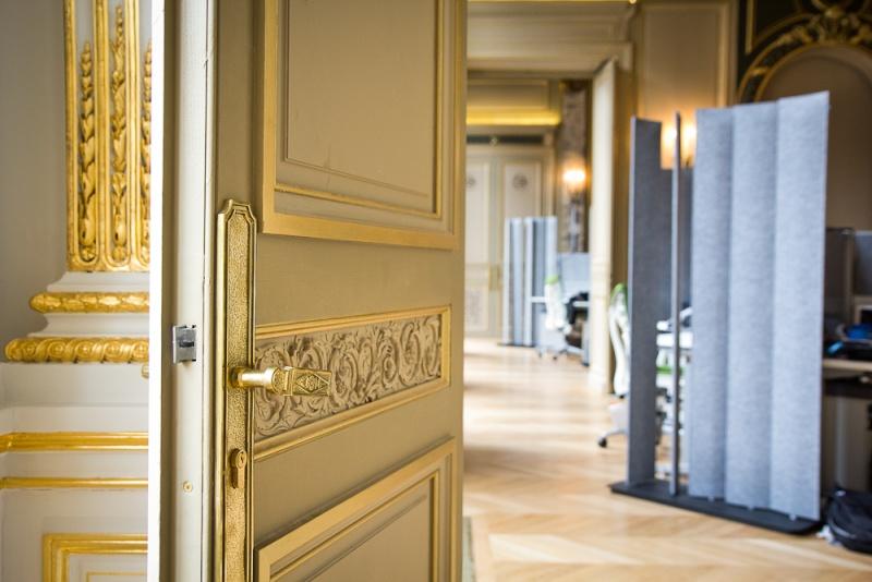 L'hôtel de Mercy Argenteau à Paris, boulevard Montmartre 16019910
