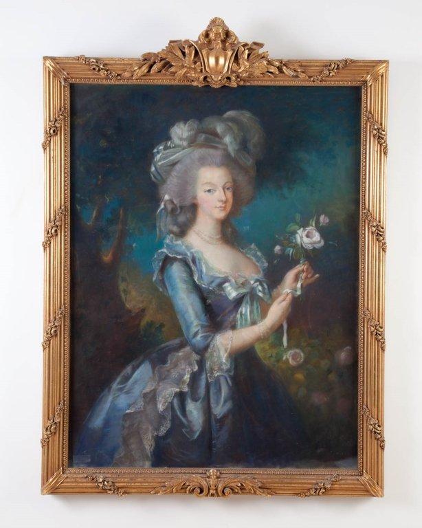 Marie Antoinette, portraits d'après Elisabeth Vigée Lebrun  - Page 2 27581910