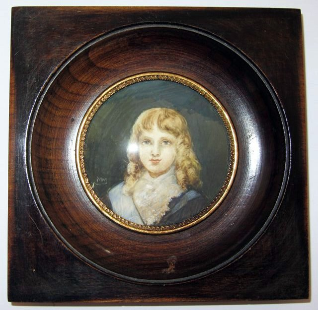 A vendre : miniature de Louis XVII ? 32108610
