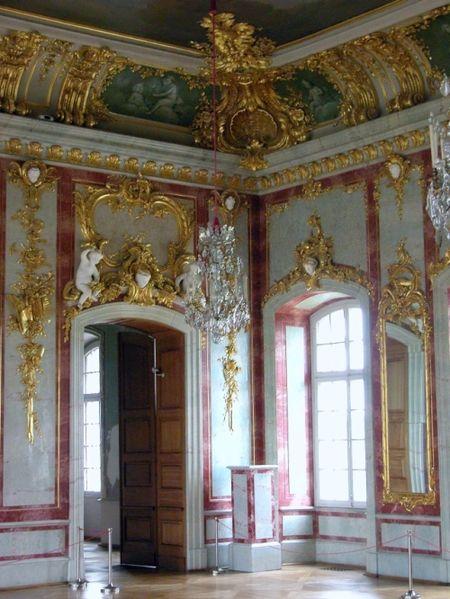 Le Palais de Rundale, le Versailles letton 450px-10