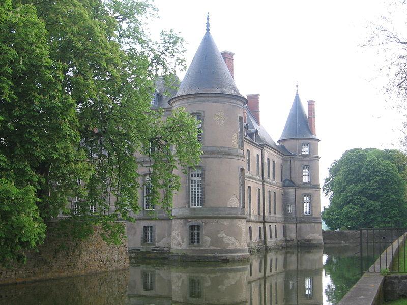 Le château d'Haroué 800px-15