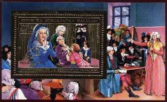 Marie-Antoinette, la Famille Royale et la Révolution en timbres-postes 9751010