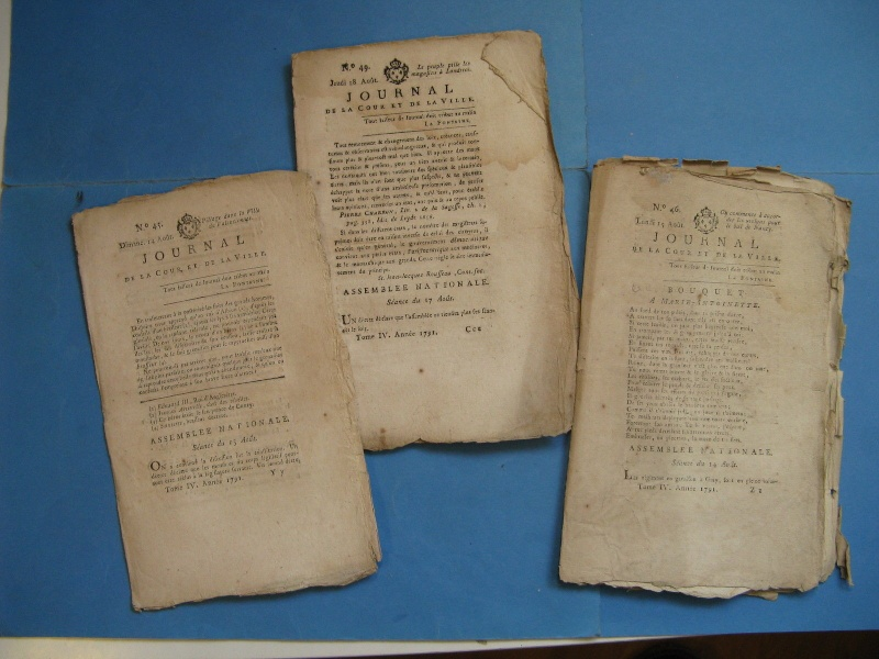 A vendre: documents _5720