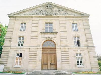 L'hôtel de Guines à Courbevoie Ancien10