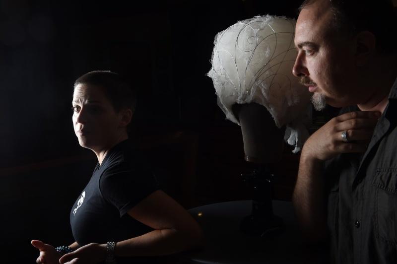"""Marie Antoinette - Let Them Eat Cake"" de David Adjimi au Woolly Mammoth Theatre Ari_9210"
