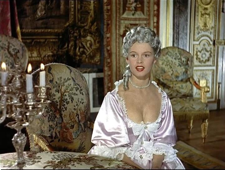 Si Versailles m'était conté (Lana Marconi), réalisé par Sacha Guitry en 1953 - Page 2 Bb_210