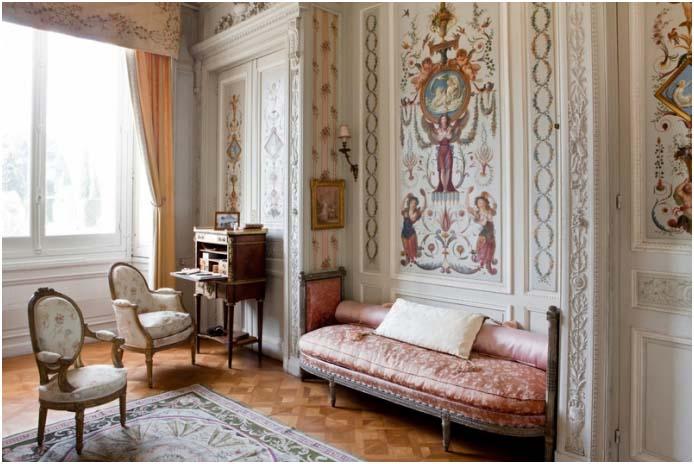la villa Ephrussi de Rothschild - Page 4 Boudoi11