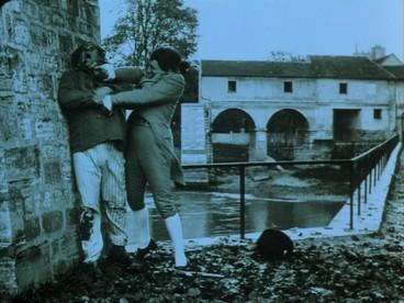 Le chevalier de Maison Rouge avec Lea Piron par Albert Capellani - 1913 Critiq11