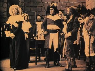 Le chevalier de Maison Rouge avec Lea Piron par Albert Capellani - 1913 Critiq12