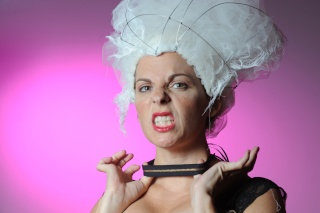 """""""Marie Antoinette - Let Them Eat Cake"""" de David Adjimi au Woolly Mammoth Theatre Dsc_4510"""