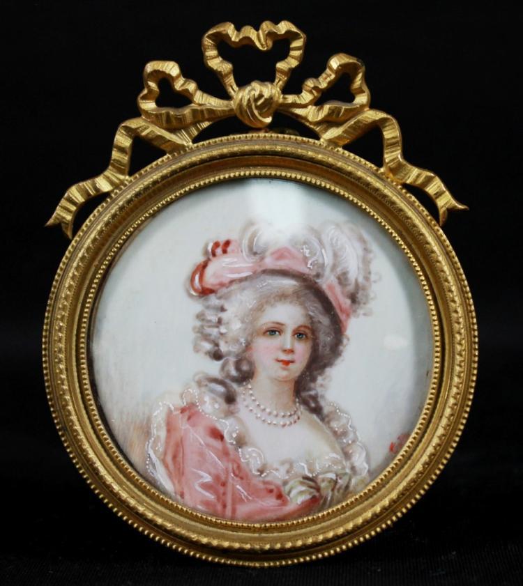 A vendre: miniatures de Marie Antoinette? H5414-11