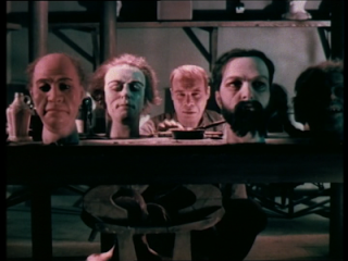 The Mystery of the Wax Museum par Michael Curtiz (Michael Curtiz) Heads-10