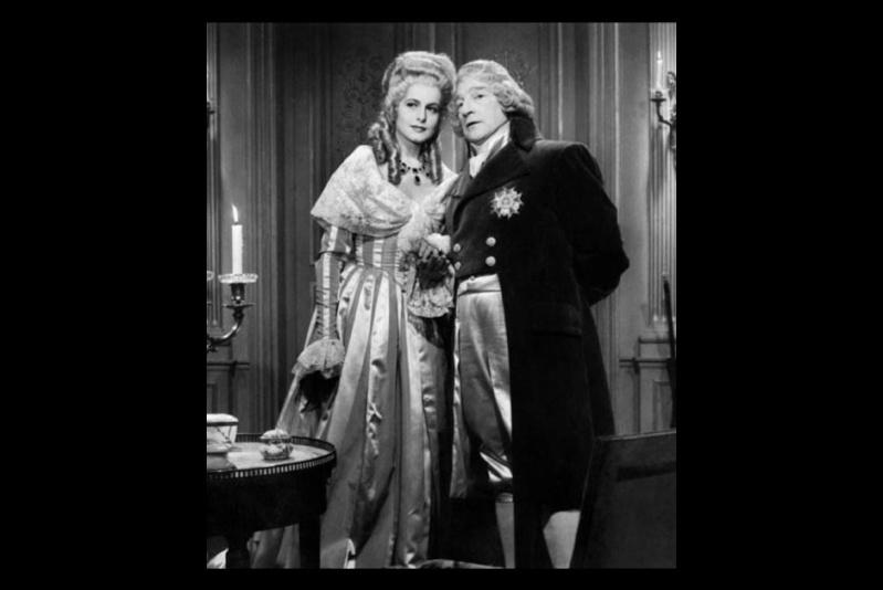 Si Versailles m'était conté (Lana Marconi), réalisé par Sacha Guitry en 1953 Lana-m10