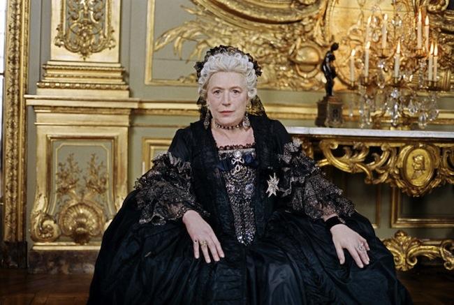 Les Marie-Thérèse, mère de Marie-Antoinette, à l'écran Marie-16