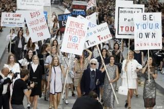 Paris Fashion Week Spring/Summer 2015: Marie Antoinette incontournable O-defi10