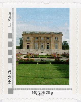 Marie-Antoinette, la Famille Royale et la Révolution en timbres-postes Petit_10