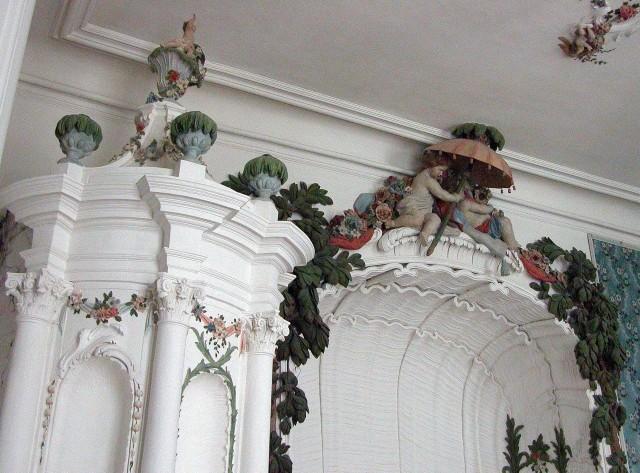 Le Palais de Rundale, le Versailles letton Rundal12