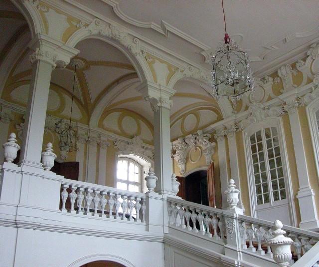 Le Palais de Rundale, le Versailles letton Rundal13
