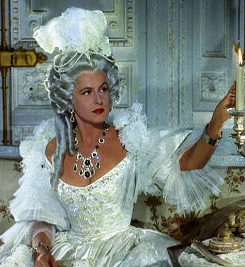 Si Versailles m'était conté (Lana Marconi), réalisé par Sacha Guitry en 1953 - Page 2 Si-ver20