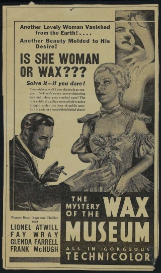The Mystery of the Wax Museum par Michael Curtiz (Michael Curtiz) The-my11