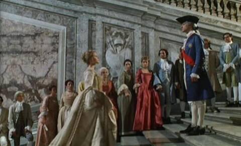 "Un film sur Marie-Caroline: ""Ferdinando e Carolina"", par Lina Wertmüller  (1999)"